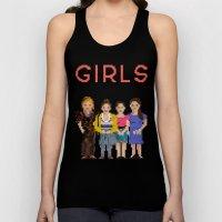 Girls Unisex Tank Top