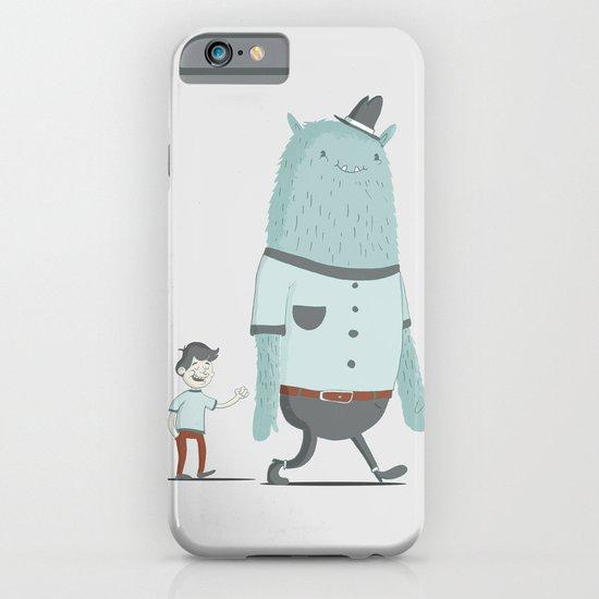 New Best Friend iPhone & iPod Case