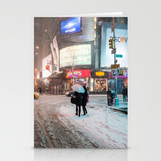 NYC Stationery Card