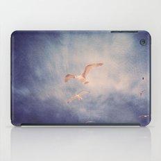 brighton seagulls 2 iPad Case