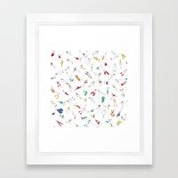 Bowies Framed Art Print