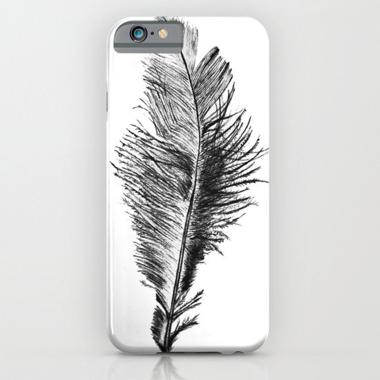 Free Falling Negative iPhone & iPod Case
