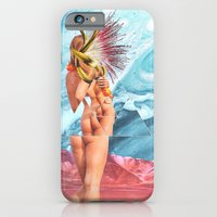 iPhone Cases featuring untitled 008 by MAYSGRAFX