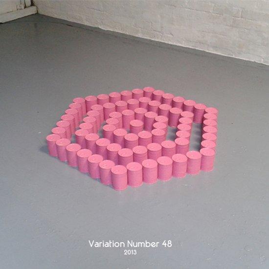 Variation Number 48 (photo) Art Print