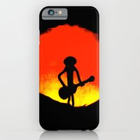 iPhone & iPod Case featuring Evil Player by KineticPhotos