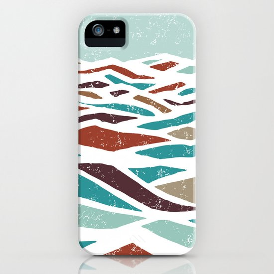 Sea Recollection iPhone & iPod Case