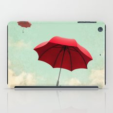 rising into the blue iPad Case