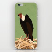V is for Vulture iPhone & iPod Skin