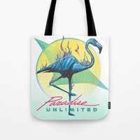 Paradise Unlimited Tote Bag