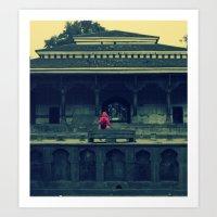 Shalimar Art Print