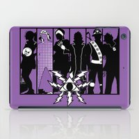 Mystery Men - The Other Guys iPad Case