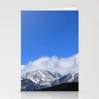 Hidden Peak Stationery Cards