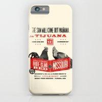 Cockfight! iPhone 6 Slim Case