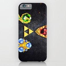 The Timeless Legend of Zelda Inspired Spiritual Stones Slim Case iPhone 6s