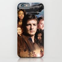 iPhone & iPod Case featuring Firefly by SRB Productions