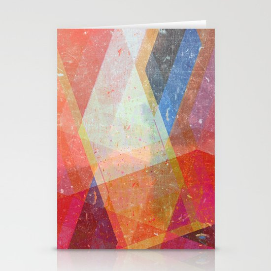 Prism Stationery Card