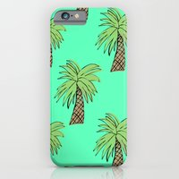 iPhone & iPod Case featuring Palm Tree's by Allyson Johnson