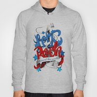 Let's Rock Around The Wo… Hoody
