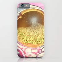 iPhone Cases featuring Unexpected Visitors by KadetKat