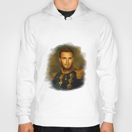 Gary Barlow - replaceface Hoody
