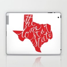 The Lone Star State - Texas Laptop & iPad Skin