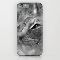 iPhone & iPod Case featuring Broken Lynx by YAP9