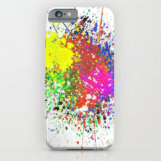 Stains iPhone & iPod Case