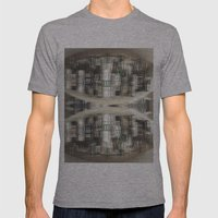 Scots Mens Fitted Tee Athletic Grey SMALL