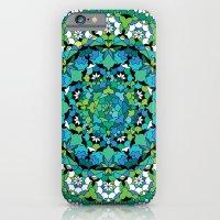 Khatem Rosette 003   Tur… iPhone 6 Slim Case