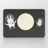 Astro Bunnies iPad Case