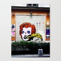 France 2 Canvas Print