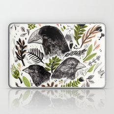 DARWIN FINCHES Laptop & iPad Skin