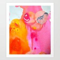 Little Fetus Waiting To … Art Print