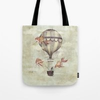 Skyfisher Tote Bag
