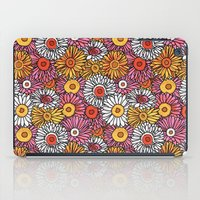 Daisy Pattern iPad Case