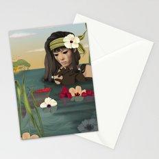 Sad Stationery Cards