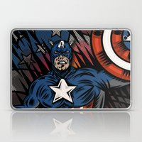 Captaino Americano Laptop & iPad Skin