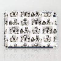 Weeping Angels  iPad Case