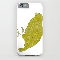 Kakapo Says Hello! iPhone 6 Slim Case