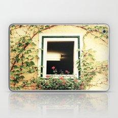 Window and ivy Laptop & iPad Skin