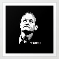 WWBMD Art Print