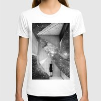 A Sliver Of Hope Womens Fitted Tee White SMALL