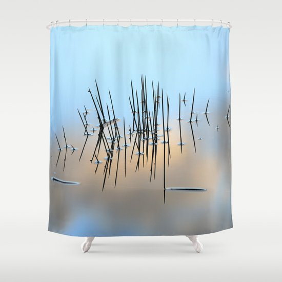 Pinchos Shower Curtain