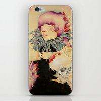 Morrighan iPhone & iPod Skin