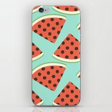 Juicy Melons iPhone & iPod Skin