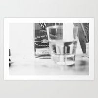 WSSW 15 Yr B&W Art Print