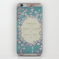 Vintage Alice iPhone & iPod Skin
