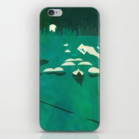 Ponce of Tides iPhone & iPod Skin