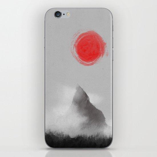 山- Mountain iPhone & iPod Skin