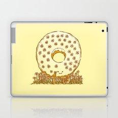 In Bloom Donut Laptop & iPad Skin